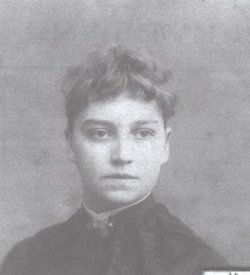 Hilma Josefina <i>Johnson</i> Rosequist