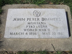 John Peter Dimmers