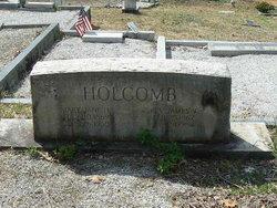 Rev James W. Holcomb