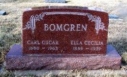 Ella Cecilia <i>Dahl</i> Bomgren