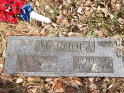 Donald E McCoole