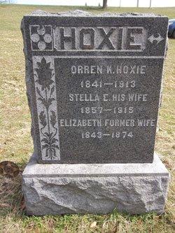 Orren K Hoxie
