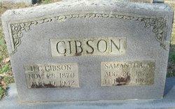 Samantha D. <i>Anderson</i> Gibson