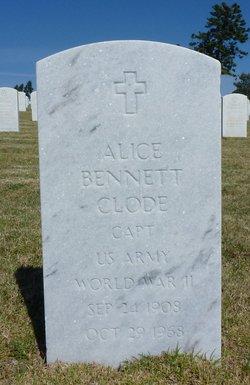 Alice Emma Bennett