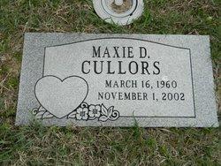 Maxie D. Cullors
