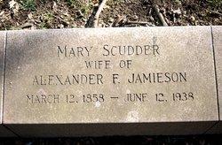 Mary <i>Scudder</i> Jamieson