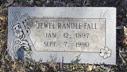 Jewell <i>Randle</i> Fall