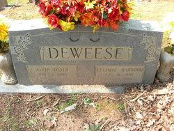 Alvin Olsen DeWeese