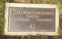 Walter Edward Barbour