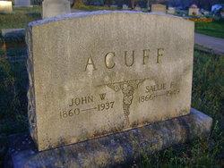 John W Acuff