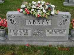 Bronco John Abney