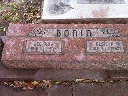 Lee Roy Joseph Bonin