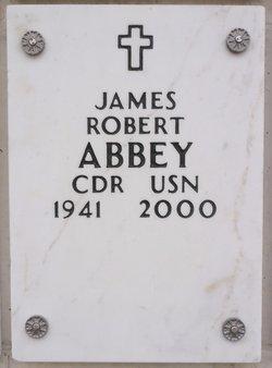 CDR James Robert Abbey