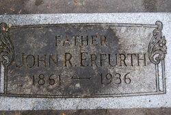John R Erfurth