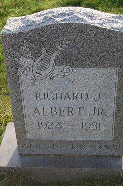 Richard J Albert, Jr
