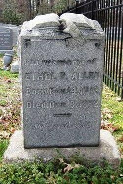 Ethel P Allen