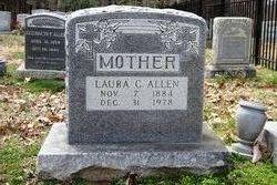 Laura <i>Carver</i> Allen