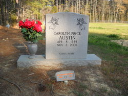 Carolyn <i>Price</i> Austin