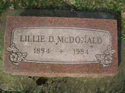 Lillie <i>DeMoulin</i> McDonald