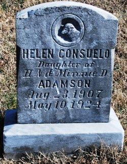 Helen Consuelo Adamson