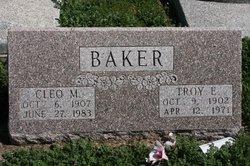 Cleo M Baker