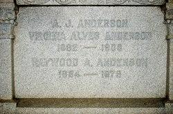 Haywood A. Anderson