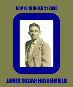 James Oscar Holderfield