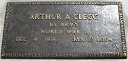 Arthur Abia Clegg