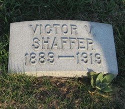 Victor Vernon Shaffer