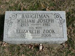 Elizabeth Z <i>Zook</i> Baughman