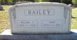 Mary <i>Tuggle</i> Bailey