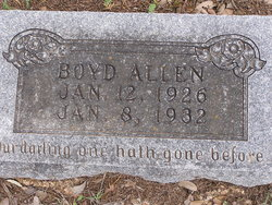 Boyd Allen