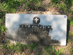 Ray Kunshick