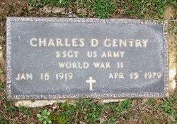 Charles D Gentry