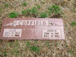 Elsie <i>White</i> Coffield