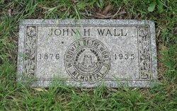 John H Wall