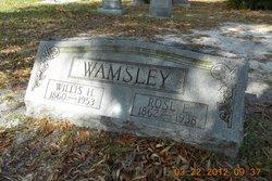 Rose E. Wamsley