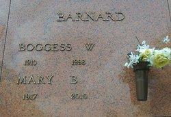 Mary Ann <i>Becker</i> Barnard