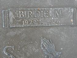 Birdie M. Adams