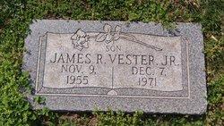 James Roy Jim Vester, Jr