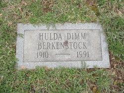 Hulda Corrine <i>Dimm</i> Berkenstock