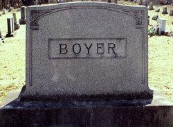 Herbert Raymond Boyer