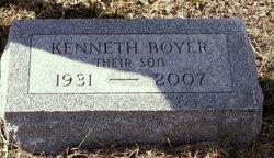 Kenneth Alin Boyer