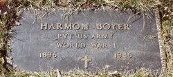 Harmon Boyer