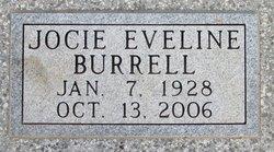 Jocie Evelyn <i>Bentley</i> Burrell