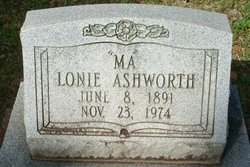 Lonie <i>Perkins</i> Ashworth