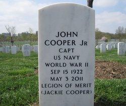 John Jackie Cooper