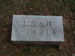 Leah Mabel <i>Householder</i> Tenney