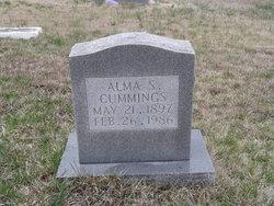 Alma S Cummings