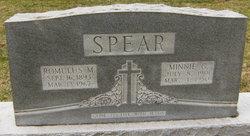 Minnie <i>Greer</i> Spear